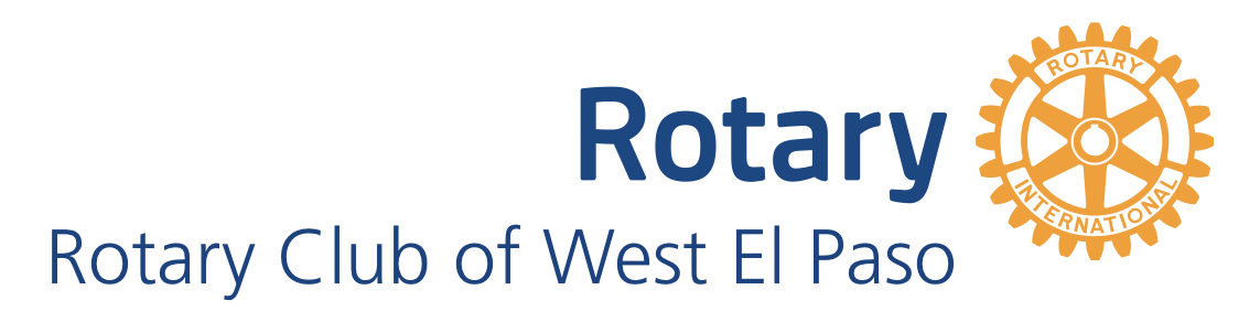 Rotary Club of West El Paso
